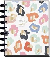 Εικόνα του Happy Planner 18-Month Dated Classic Planner - Colorful Leopard, Ιούλιος 21 - Δεκέμβριος 22