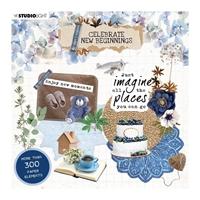 Εικόνα του Studio Light Paper Elements - Celebrate New Beginnings