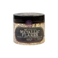 Εικόνα του Finnabair Art Ingredients Μεταλλικές Νιφάδες – Gold