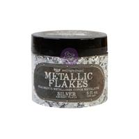 Εικόνα του Finnabair Art Ingredients Μεταλλικές Νιφάδες – Silver