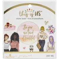 Εικόνα του Paper House This Is Us Mini Sticker Book - Own Kind Of Beautiful