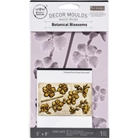 Εικόνα του Prima Marketing Re-Design Καλούπι Σιλικόνης - Botanical Blossoms
