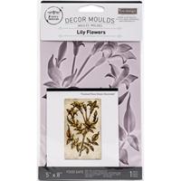 Εικόνα του Prima Marketing Re-Design Καλούπι Σιλικόνης - Lily Flowers