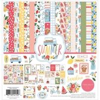 Εικόνα του Carta Bella Double-Sided Collection Kit 12''x12'' – Summer