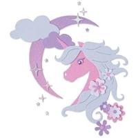 Εικόνα του Sizzix Mystical Collection Thinlits Dies by Olivia Rose- Midnight Unicorn