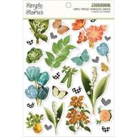 Εικόνα του Simple Stories Μπλοκ αυτοκόλλητων  - Simple Vintage Farmhouse Garden