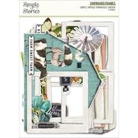 Εικόνα του Simple Stories Chipboard Frames - Simple Vintage Farmhouse Garden