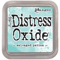 Εικόνα του Μελάνι Distress Oxide Ink - Salvaged Patina
