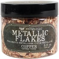 Εικόνα του Finnabair Art Ingredients Μεταλλικές Νιφάδες – Copper