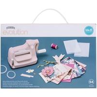 Εικόνα του We R Memory Keepers Mini Evolution Die Cut Machine Kit Μηχάνημα Κοπής - Pink