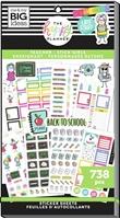 Εικόνα του Happy Planner Sticker Value Pack - Teacher, Stick Girl
