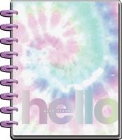 Εικόνα του Happy Planner 12-Month Dated Classic Teacher Planner - Pastel Tie-Dye, Aug 21 - Jul 22