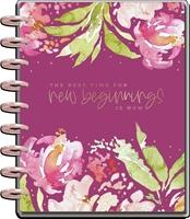 Εικόνα του Happy Planner Classic Notebook - New Beginnings