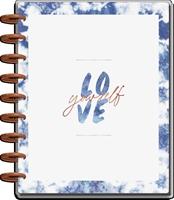 Εικόνα του Happy Planner 18-Month Dated Classic Planner - Indigo, Jul 21 - Dec 22