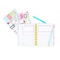 Εικόνα του Happy Planner 4-Month Undated Classic Planner Extension Pack - Strength Is Beauty