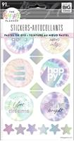 Εικόνα του Happy Planner Stickers - Pastel Tie-Dye