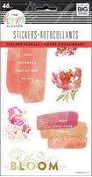Εικόνα του Happy Planner Stickers - Teacher, Watercolor Florals