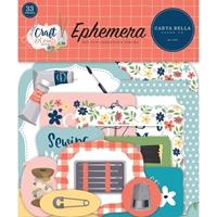 Εικόνα του Carta Bella Cardstock Ephemera – Craft & Create