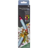 Εικόνα του Spectrum Noir TriColour Aqua Markers Μαρκαδόροι Νερού - Floral Meadow