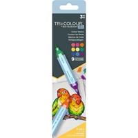 Εικόνα του Spectrum Noir TriColour Aqua Markers Μαρκαδόροι Νερού - Colour Basics