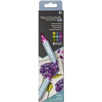 Εικόνα του Spectrum Noir TriColour Aqua Markers Μαρκαδόροι Νερού - Great Outdoors