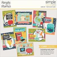 Εικόνα του Simple Stories Simple Cards Card Kit - You've Got Class