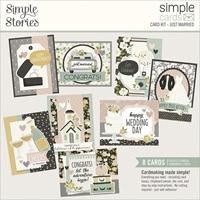 Εικόνα του Simple Stories Simple Cards Card Kit - Just Married