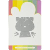 Εικόνα του Waffle Flower Crafts Die – Be A Cat