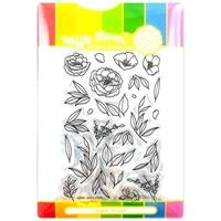 Εικόνα του Waffle Flower Crafts Stamp & Die Set – Simple Stems