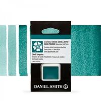 Εικόνα του Daniel Smith Extra Fine Χρώμα Ακουαρέλας Half Pan - Cobalt Turquoise