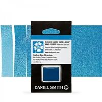 Εικόνα του Daniel Smith Extra Fine Χρώμα Ακουαρέλας Half Pan - Cerulean Blue Chromium