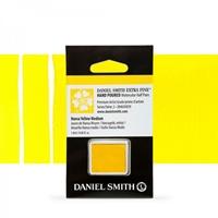 Εικόνα του Daniel Smith Extra Fine Χρώμα Ακουαρέλας Half Pan - Hansa Yellow Medium