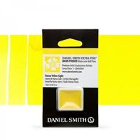 Εικόνα του Daniel Smith Extra Fine Χρώμα Ακουαρέλας Half Pan - Hansa Yellow Light