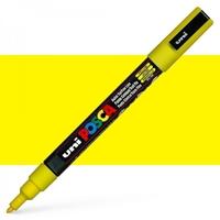 Εικόνα του Μαρκαδόρος POSCA 3M Fine Bullet Tip Pen – Yellow