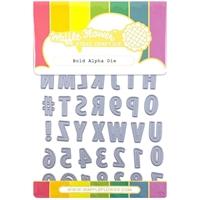 Εικόνα του Waffle Flower Crafts Die -  Bold Alpha