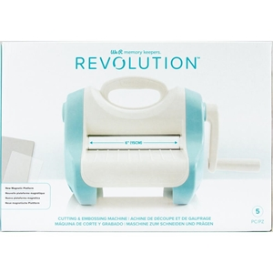 Picture of We R Memory Keepers Revolution Cutting & Embossing Machine - Μηχάνημα Κοπής