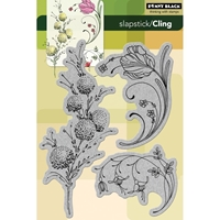 Εικόνα του Penny Black Clear Stamps – Delicate Florals