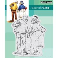 Εικόνα του Penny Black Σφραγίδα Cling – Jack & Ginger