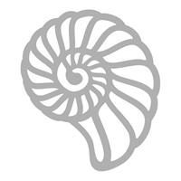 Εικόνα του Couture Creations Seaside Girl Mini Cutting Die - Swirling Shell