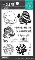 """Εικόνα του Hero Arts Color Layering Clear Stamps 4""""X6"""" - Royal Angelfish"""