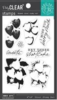 """Εικόνα του Hero Arts Color Layering Clear Stamps 4""""X6"""" - Strawberries"""
