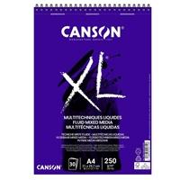 Εικόνα του Canson XL Fluid Mixed Media Pad A4