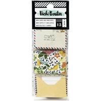 Εικόνα του Vicki Boutin Let's Wander Mini Envelopes With Cards