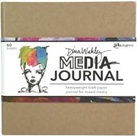 """Εικόνα του Dina Wakley Media Kraft Journal 6""""X6"""""""
