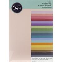 Εικόνα του Sizzix Textured Cardstock Sheets A4 - Assorted Colors