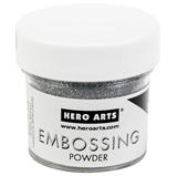 Εικόνα του Hero Arts Σκόνη Embossing 1oz - Silver Sparkle