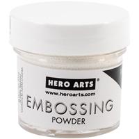 Εικόνα του Hero Arts Σκόνη Embossing 1oz - White Puff