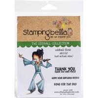 Εικόνα του Stamping Bella Cling Stamps - Oddball Elvis