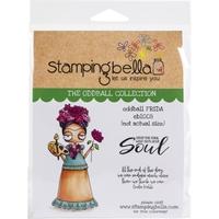 Εικόνα του Stamping Bella Cling Stamps - Oddball Frida