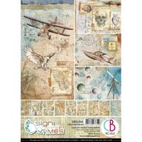 Εικόνα του Ciao Bella Double-Sided Creative Pad A4 – Sign Of The Times